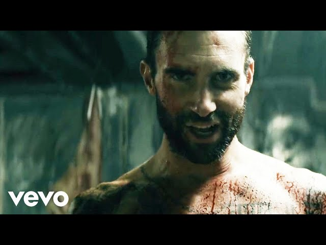 Maroon 5 - Animals Official Music Video