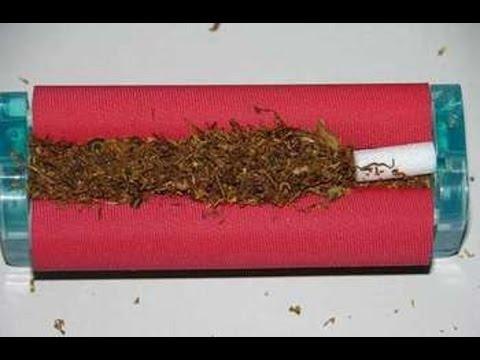 Изготовление самокруток из табака своими руками