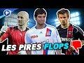 Les PIRES FLOPS mercato de la Ligue 1 !