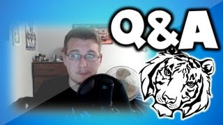 "I AM WILDCAT Q&A #5 - Twerking, Let's Play Channel, The Walking Dead, and More! ""I AM WILDCAT Vlog"""