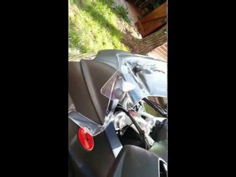 MY2011 Moto Guzzi Stelvio NTX