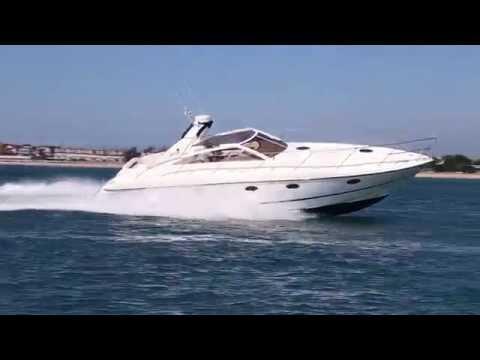 Princess V42 Boat Test