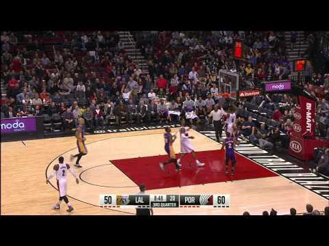 Top 10 NBA Plays: February 11th