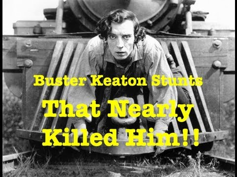 Famous comedian Buster Keaton performed so many dangerous stunts himself that in some cases, he could have got himself killed! Let's take a look at two of hi...