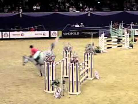 Horse of the Year 2011 show jumping – Ellen Whitaker
