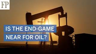 Is the end-game near for oil?