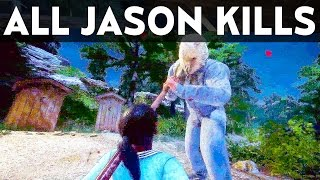 download lagu Friday The 13th Game All Jason Voorhees Kills Compilation gratis