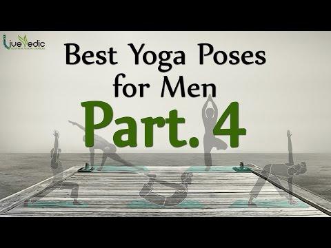 Best Yoga Poses For Men | Top 5 Yoga Poses | Part 4