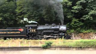 Western Maryland 734 (HD)