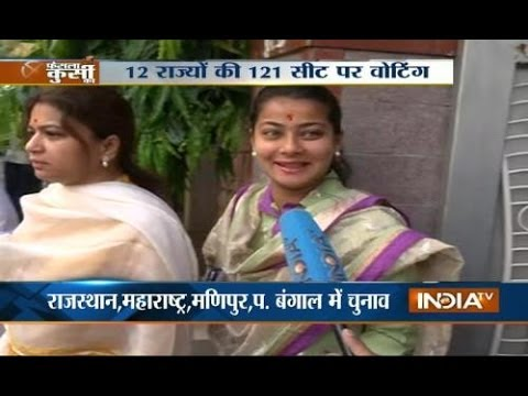 Sushil Kumar Shinde and his family confident of his win