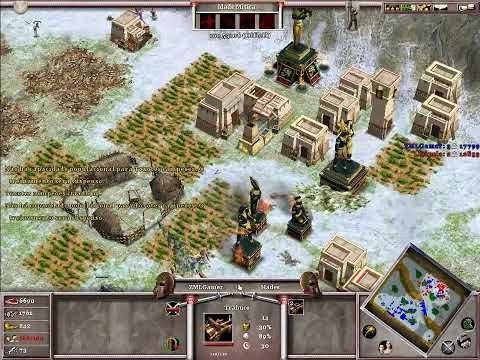 ZMLGamer - Age of Mythology (Difícil) 2º Vitória