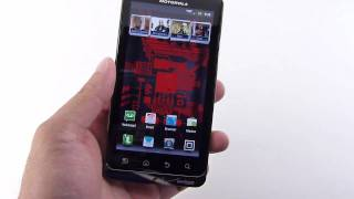 Motorola DROID BIONIC Unboxing