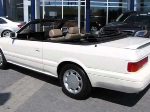 1992 Infiniti M30 Convertible Convertible Germantown Md