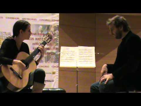 Master Class Marcin Dylla (GUITFESTSEVILLA 2011)