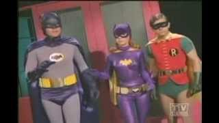 Batman (1966): Fight Scenes-Season 3 (Pt.2)