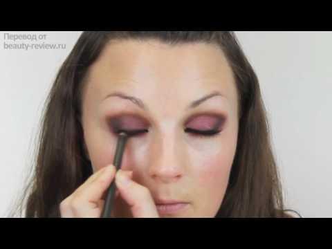 Макияж smokey eyes в стиле Кристен Стюарт (перевод видео)