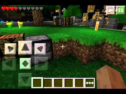 Minecraft Pocket Edition: 0.7.4 Update Review