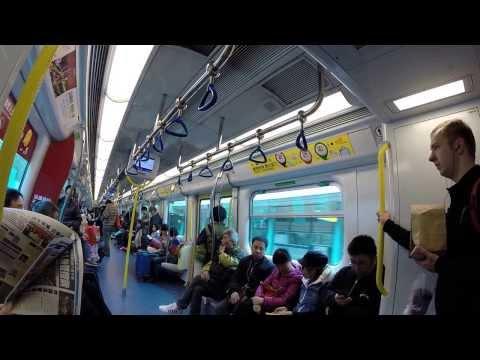 Hong Kong MTR Ride (3)