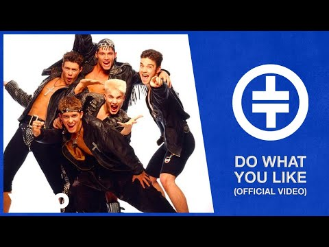 Take That - Do What You Like