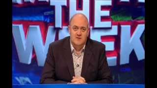 Andy Murray on Mock The Week (July 2012)