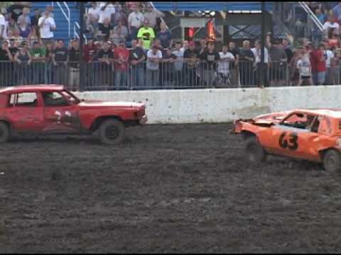 Team Demolition Derby 2009 Tournament of Destruction :: Round 2