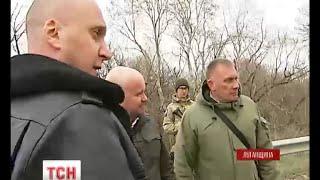 У Щасті на Луганщині відбувся обмін полоненими - (видео)