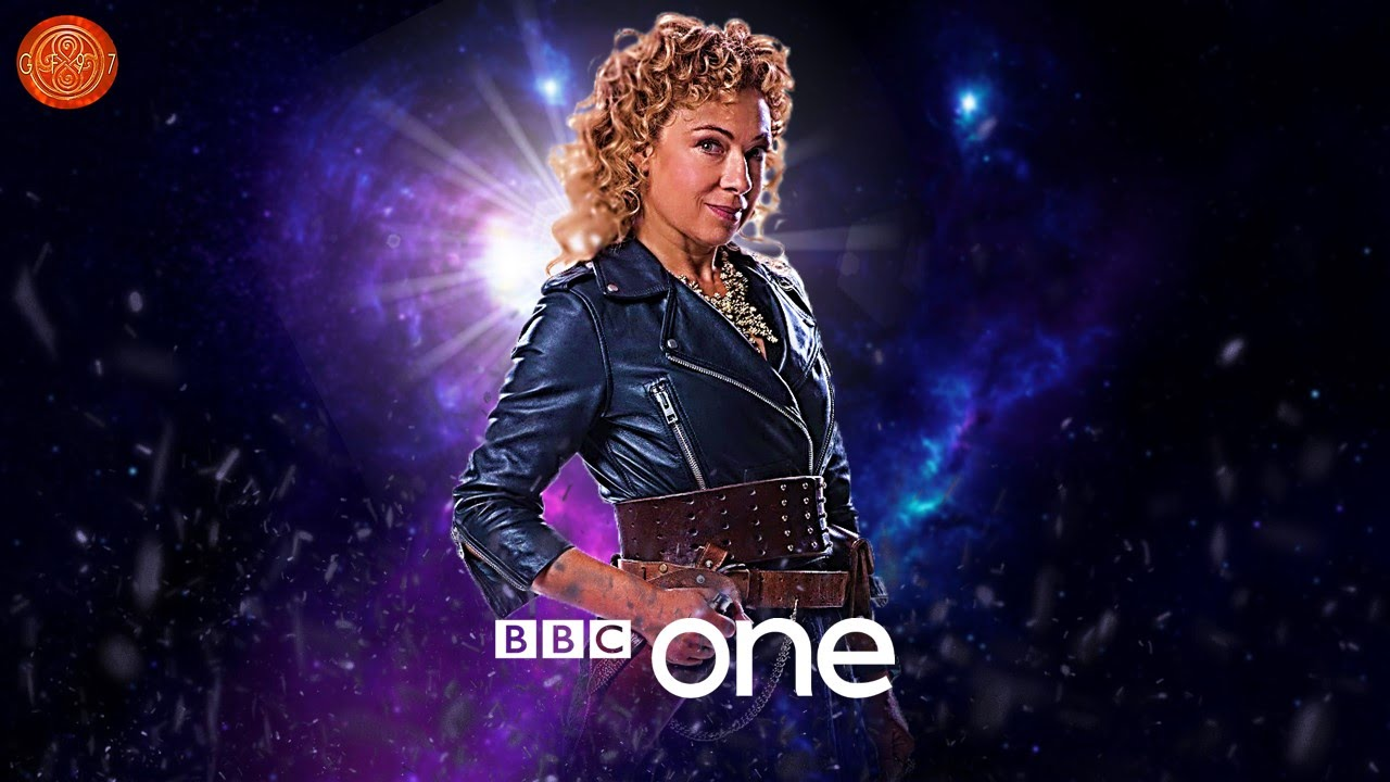 Doctor Who River Song Christmas Special Bbc One Tv