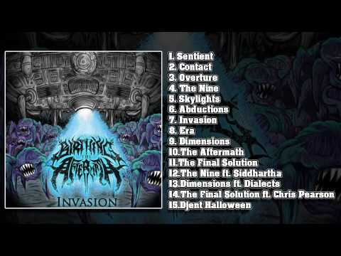 Birthing The Aftermath - Invasion (full Album hd) video