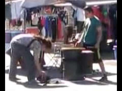 Paisajes milenarios- MUSICA AFRICANA EN SOBRERUEDAS DE MEXICALI