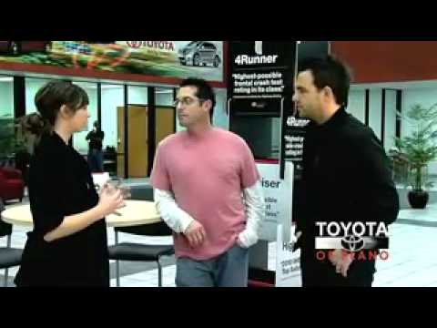 Toyota of Plano 2.0 Customer Testimonials with Billy The Kidd