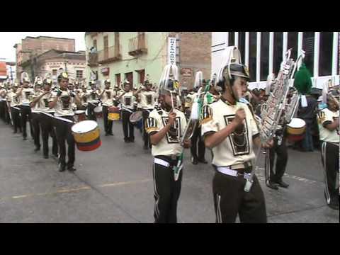 Desfile 11 de Abril 2010 Ins. Tecnológico Bolívar
