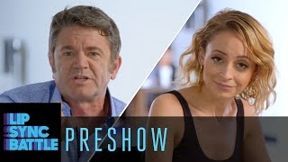 LSB Preshow: John Michael Higgins vs. Nicole Richie | Lip Sync Battle