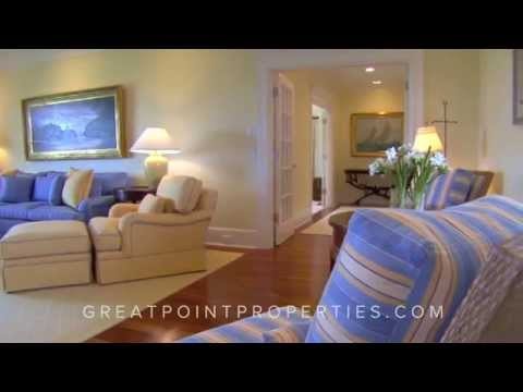 NANTUCKET ISLAND Real Estate Video Tours