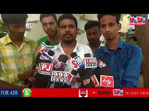 KODANGAL AIMIM PARTY  PRESIDENT  S B GULSAN PRESS MEET ON AWARENESS OF BAKRID FESTIVAL