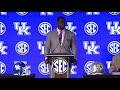 FB: Josh Paschal - SEC Media Day