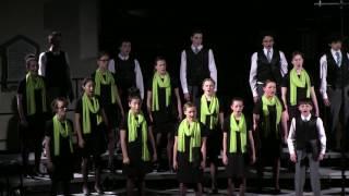 Cantaré Children's Choir Calgary:  Sky is Strung with Glory
