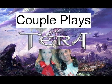 Couple Plays Tera (part 1) - First Mount And Boss Fight video