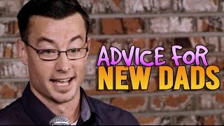Don't Drop The Baby, and Other Advice for New Dads