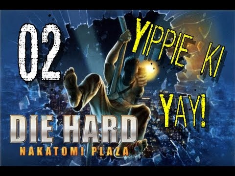 Let's Play Die Hard: Nakatomi Plaza| Part 02 Kill Tony