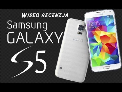 Samsung Galaxy S5 - Wideo recenzja na FrazPC.pl