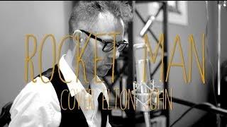 Rocket Man - Elton John  (Jeffery Straker acoustic cover)