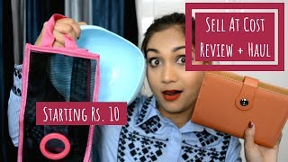 Sell at Cost Haul | Starting Rs. 10 | Cheapest Haul Ever | Nidhi Katiyar