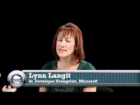 This Week in Cloud Computing - Lynn Langit, senior developer evangelist for Microsoft