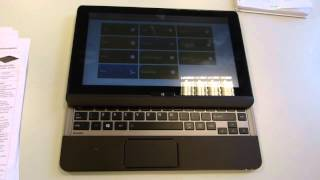 Toshiba U920t Windows 8 Slider-Touch Ultrabook by Chippy