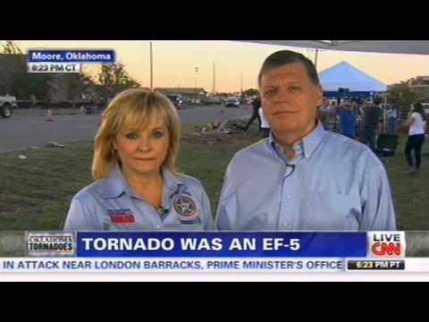Rep. Cole & Gov. Mary Fallin Discuss Tornado Recovery on Piers Morgan