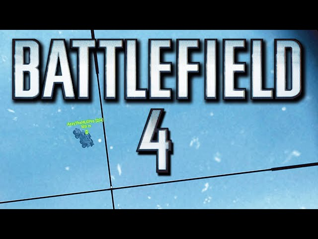 Battlefield 4 Funny Moments - Battlefield Movie, Killer Doors, Cannon Launch Glitch! (Funny Moments)