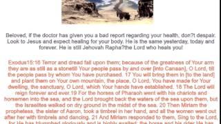 Joseph Prince Jesus Is Still Jehovah Rapha 6 5 2014  AVI