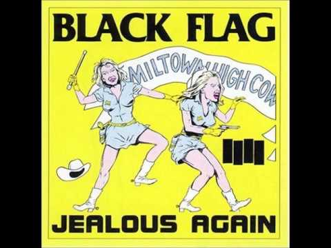 No Values - Black Flag