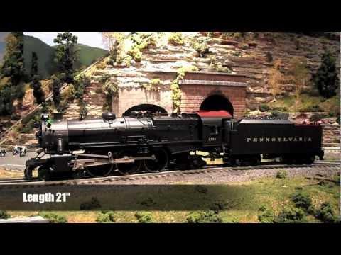 Lionel Legacy Pennsylvania K-4  #1361