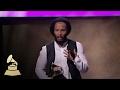 Ziggy Marley Wins for Best Reggae Album | Acceptance Speech | 59th GRAMMYs